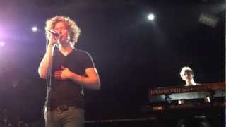 Max Giesinger & Michael Schulte Köln-Essigfabrik 07.10.2012 --- You said you`d grow old with me ---