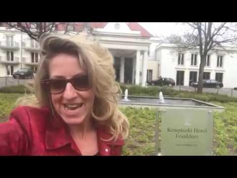 KEMPINSKI HOTEL FRANKFURT GRAVENBRUCH, 5* Hotel, Feedback, Carmen C. Haselwanter