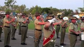 "Darwin Band 3 ""Waltzing Matilda"""