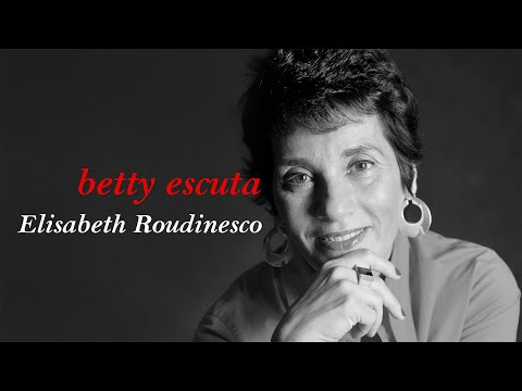 Elisabeth Roudinesco conversa com Betty Milan