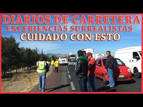 Carreteras y autopistas de México – Diarios de carretera