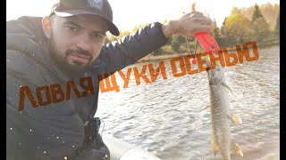 Ловля щуки осенью Deaf Fishing от 4 10 2019г