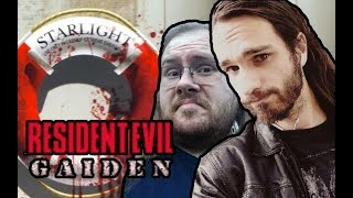Resident Evil Gaiden Review (feat. FireButton Gaming!) - Psy Reviews It