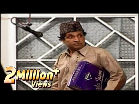 Umer Sharif,Sikandar Sanam,Saleem Afridi - Dulha 2002 - Pakistani Comedy Stage Show Drama