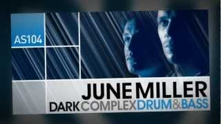 Drum Bass Samples Loops - June Miller Dark Complex Drum Bass