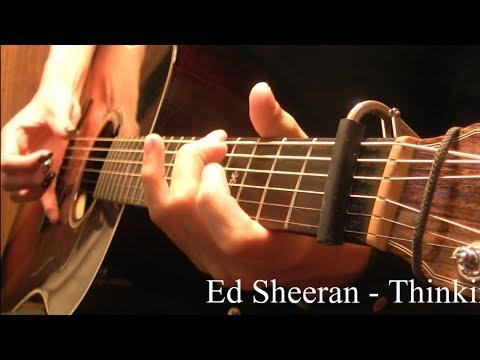 "Ed Sheeran ""Thinking Out Loud"" by Osamuraisan"