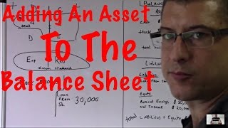 Accounting for beginners #6 / Putting an Asset on the Balance Sheet thumbnail