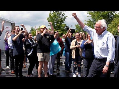 Bernie Sanders Wants A Recount In Kentucky