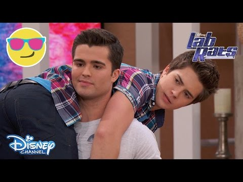 Lab Rats | Brothers | Official Disney Channel UK