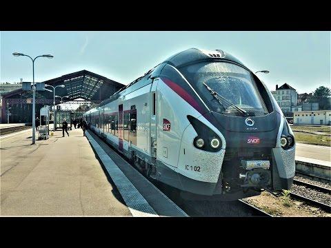 New train : SNCF, Coradia Liner - Les Trains Intercités de nouvelle génération