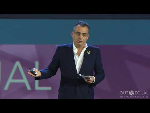 José Berenguer (CEO, JP Morgan Brazil) 2017 Out & Equal Work