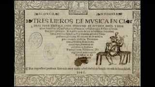 Claros y frescos ríos - Alonso Mudarra (c.1510 - 1580)