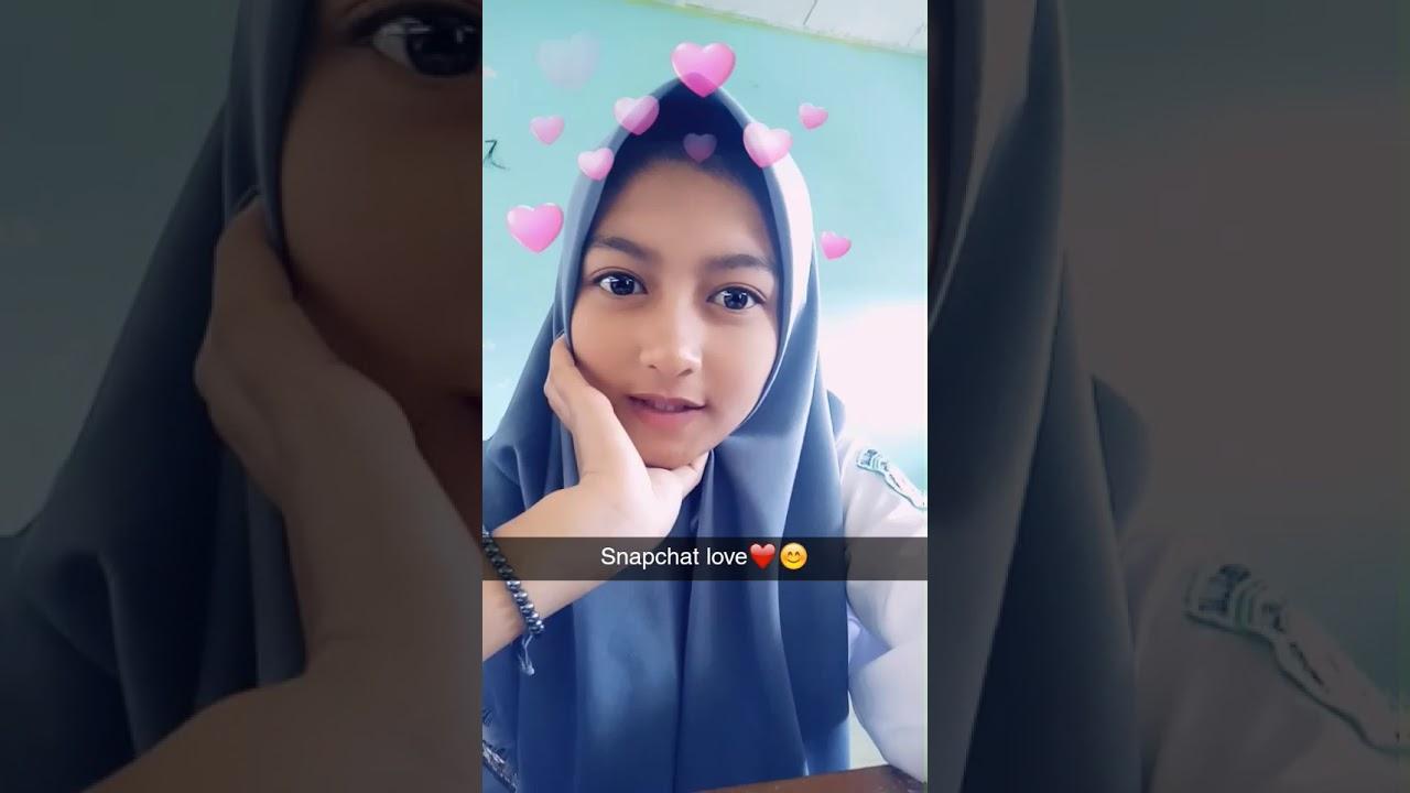 Snapchat Love Di Atas Kepala Youtube