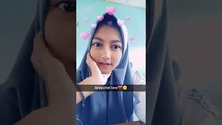Snapchat love di atas kepala