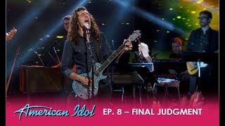 "Cade Foehner: ROCK Artist Brings The House Down With ""No Good"" by Kaleo 