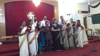 Mar Thoma Church, Malad, Edavaka Mission Carol singing