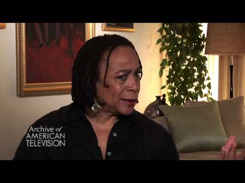 S Epatha Merkerson discusses being cast on