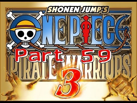 Let's Play One Piece Pirate Warriors 3 - Part 59: Ich hab nen Vogel
