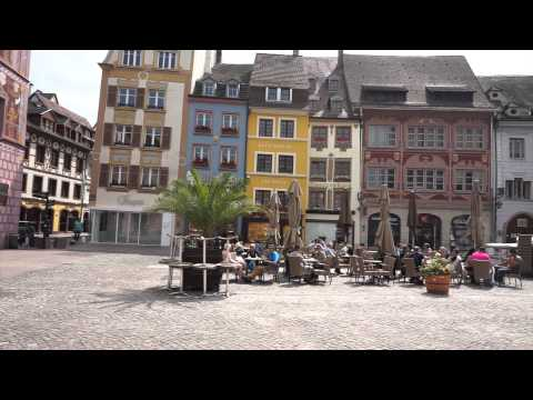 Mulhouse Ancient City France