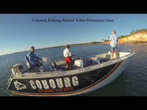 COBOURG FISHING SAFARIS BOAT