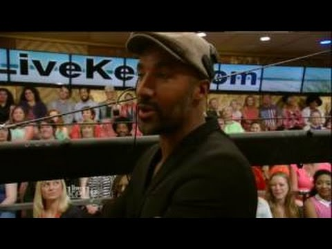 Live! With Kelly co-host Mark Consuelos (June 17, 2016) Matthew McConaughey; Tony Hale; Kevin Curry