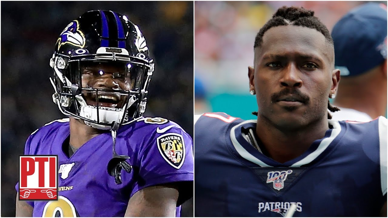 Could Antonio Brown sign with the Baltimore Ravens? | Pardon the Interruption