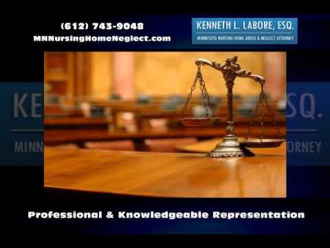 Minnesota Elder Abuse and Neglect Attorney Kenneth L. LaBore
