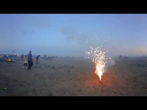Long Beach July 4th Fireworks 360 Experience