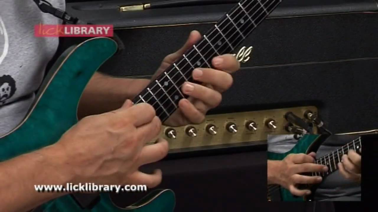 beat it guitar solo slow close up youtube. Black Bedroom Furniture Sets. Home Design Ideas