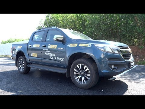 2017 Chevrolet Colorado 2.5 4X4 LTZ (Double Cab) Start-Up and Full Vehicle Tour