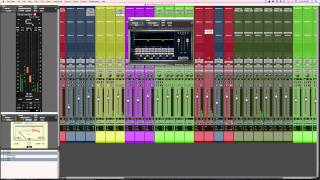 Mixing Indie Folk in Pro Tools | Acoustic Guitar | 7/11