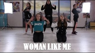 WOMAN LIKE ME | Little Mix ft. Nicki Minaj | Video Dance Studio by CCDA
