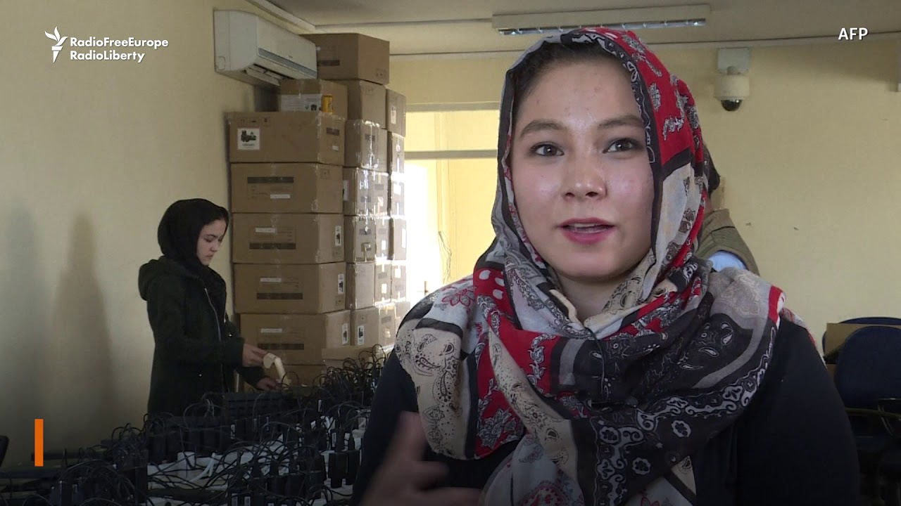 Fears Of Voter Fraud, Violence Keep Afghanistan On Edge Before Election