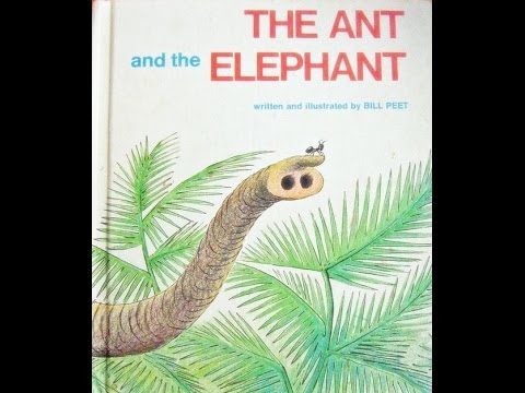 The Ant And Elephant