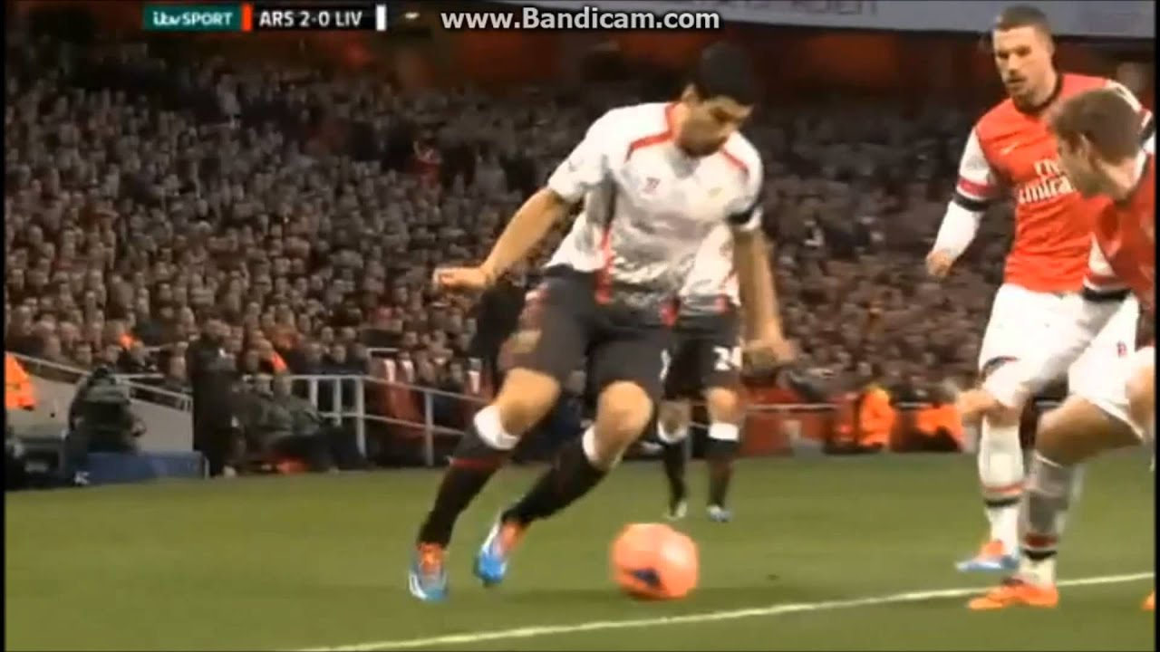 Arsenal Vs Liverpool   Fa Cup Th Round Highlights  Itv Youtube