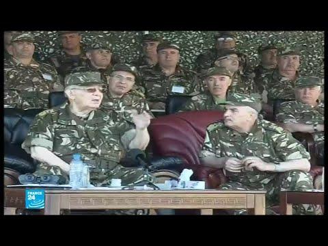 تغييرات وتعيينات جديدة في قيادات الجيش الجزائري  - نشر قبل 3 ساعة