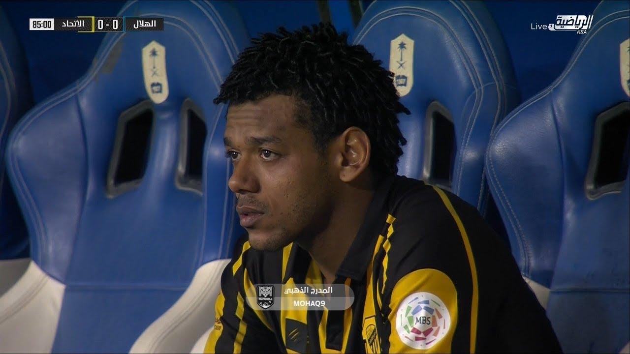 الهلال ضد الاتحاد في الجولة التاسعة عشر من الدوري السعودي ...