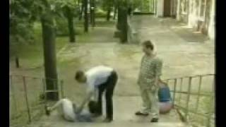 Funny Fight Of  two Husbands
