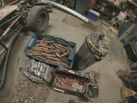 Spotting Treasures And Maximizing Value Of Scrap Metal