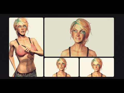 Izzy Intro: iClone Unlimited Game Character Design Platform for Unity and Unreal