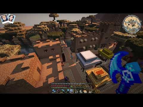 Let's Play Minecraft # 2139 [HD+] Gärtner in der Wüste