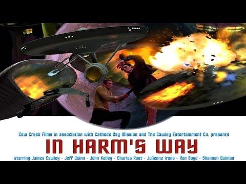Star Trek New Voyages, 4x01, In Harm's Way, Subtitles