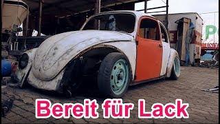 LB KÄFER BEREIT FÜR NEULACK!