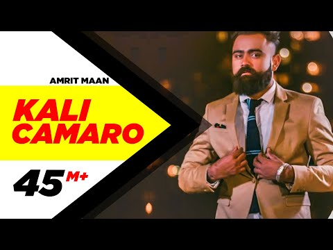 Kaali Camaro (Full Video) | Amrit Maan | Latest Punjabi Song 2016 | Speed Records