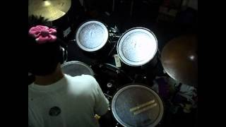 Maselang bahaghari drum cover by RedWasabi