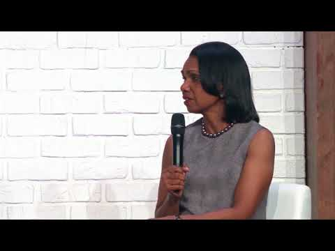 Leadership Lessons: Condoleezza Rice