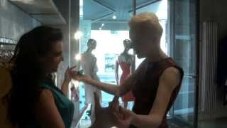 Leeds Fashion Show | Germaine Interviews Laura Mancini Thumbnail