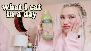 what I eat in a day! (healthy) 2019