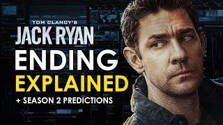 Jack Ryan: Season 1: Ending Explained + Season 2 Predictions