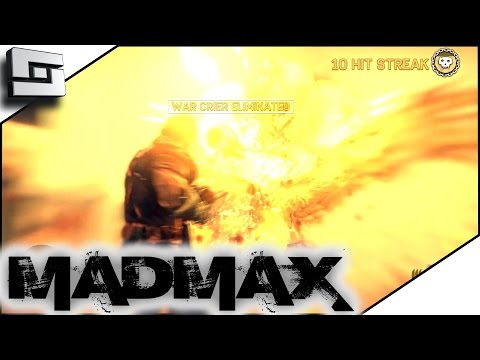 Mad Max Gameplay - STUFF AND THINGS! ( Walkthrough ) Part 19